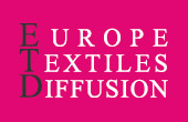 Logo Europe Textile Diffusion, grossiste vêtement à Toulouse